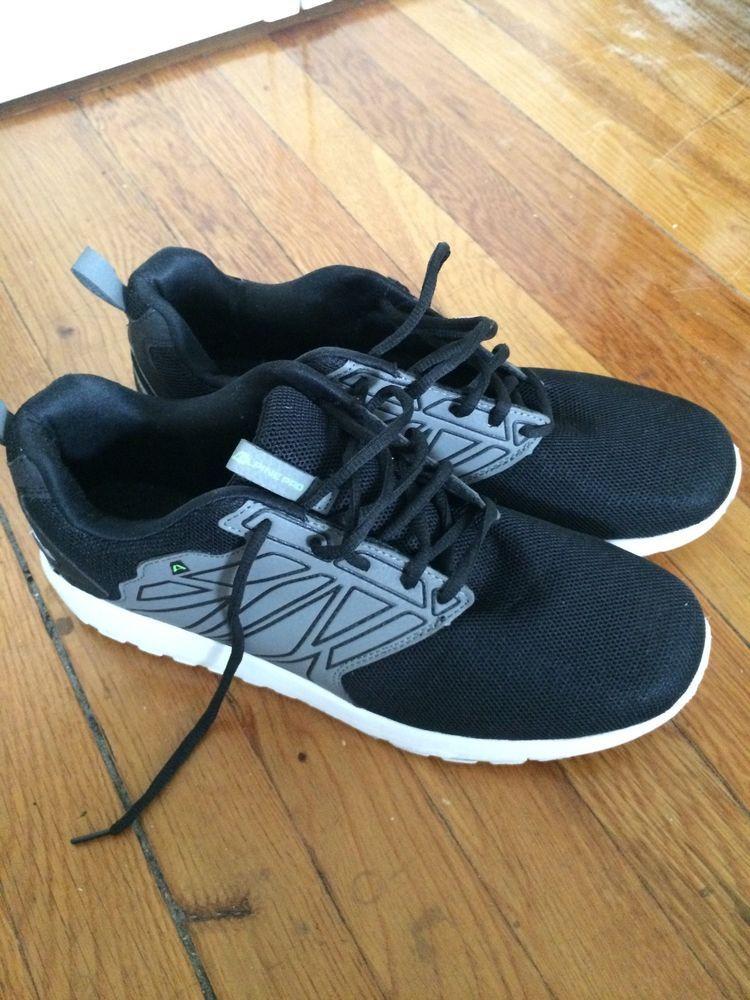 5dabaf4a2be5 Alpine Pro Man s Athletic Shoe size 11.5 Black Grey White bottom  fashion   clothing  shoes  accessories  mensshoes  athleticshoes (ebay link)
