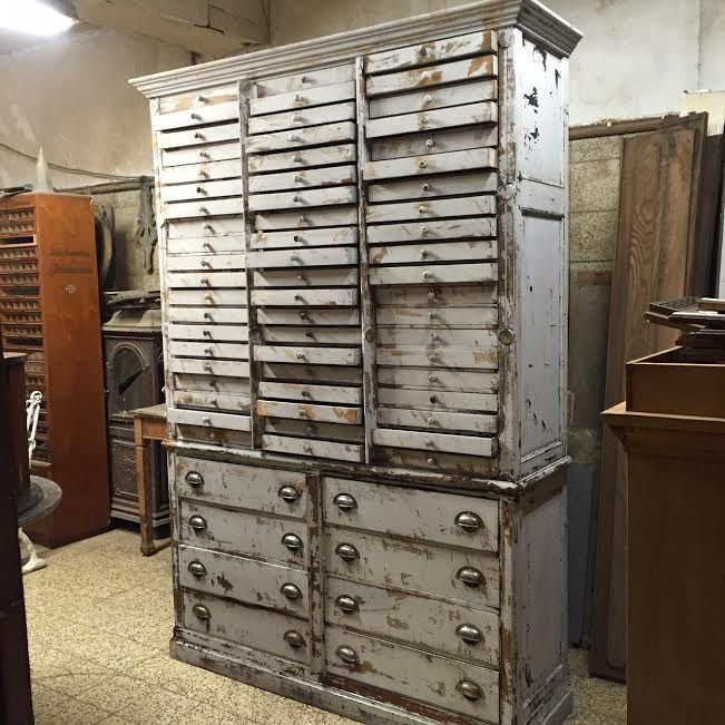 Antique Optician Cabinet Antiques On Holiday Destin Fl