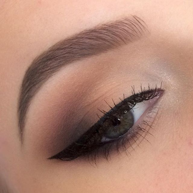 Simple Neutral Eye With A Bright Inner Cornerstar2ribbon All