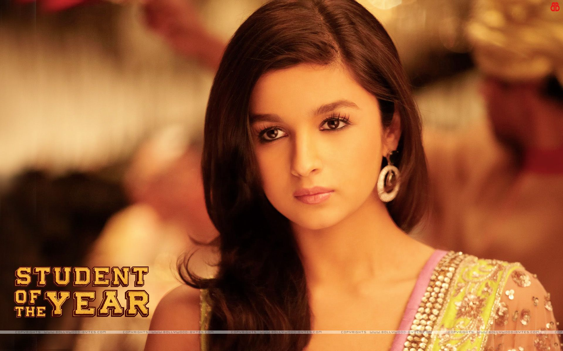 99walls alia bhatt in student of the year wallpapers | adorable
