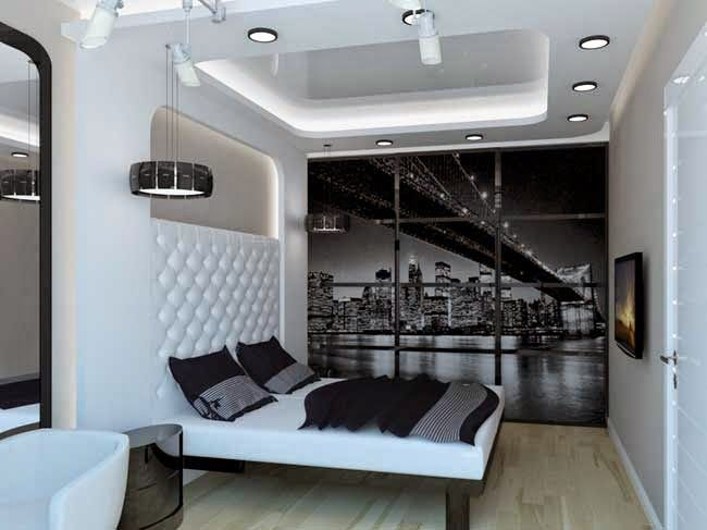 The latest catalog of false ceiling designs and pop design 2015 for bedroom   stylish false ceiling pop designs and lighting for bedroom pop false  ceiling. Top tips for bedroom High tech style in stylish home Bedroom for