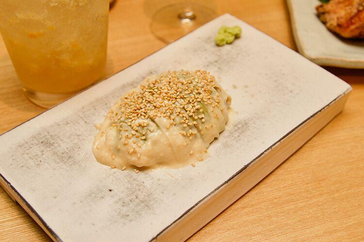 発酵居酒屋5 (ハッコウイザカヤゴ)アボカドの酒粕醤油漬け