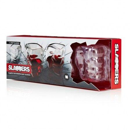 Mustard Slammers Shot Glasses (Box of 4) - £12.99