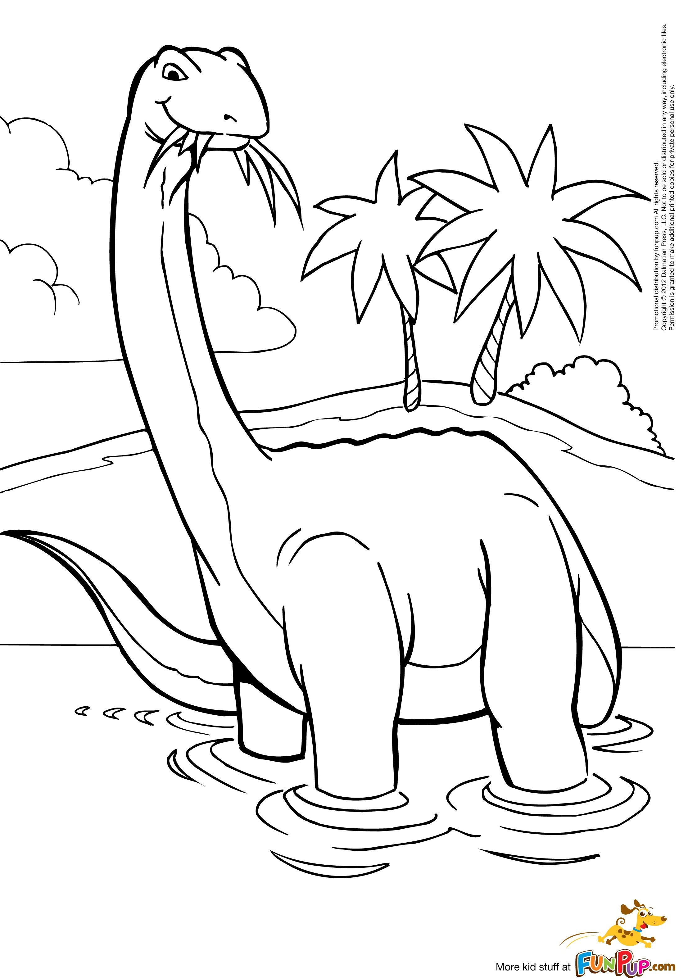 Apatosaurus 000 ColoringAnimals