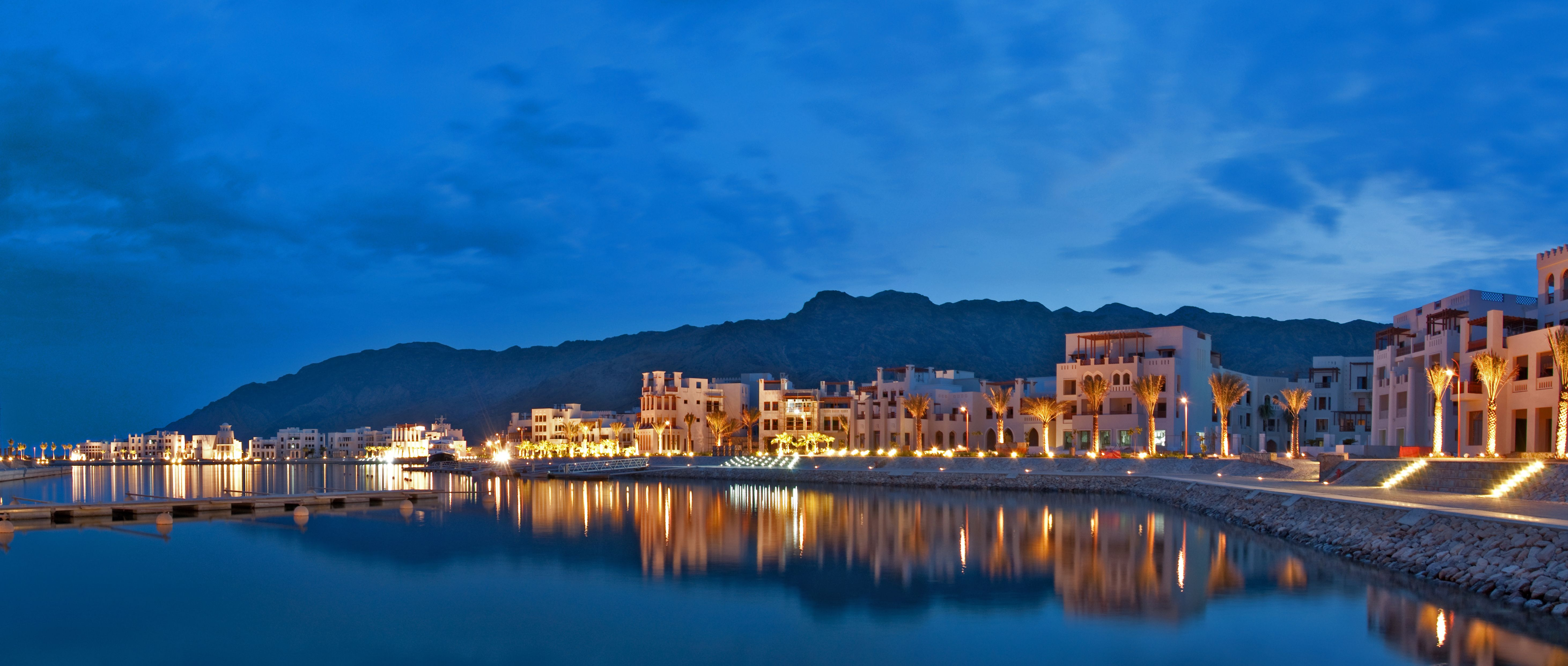 Beach Boutique Hotel Within Jebel Sifah Resort In Oman Oman Hotels Beach Hotels Oman Beach