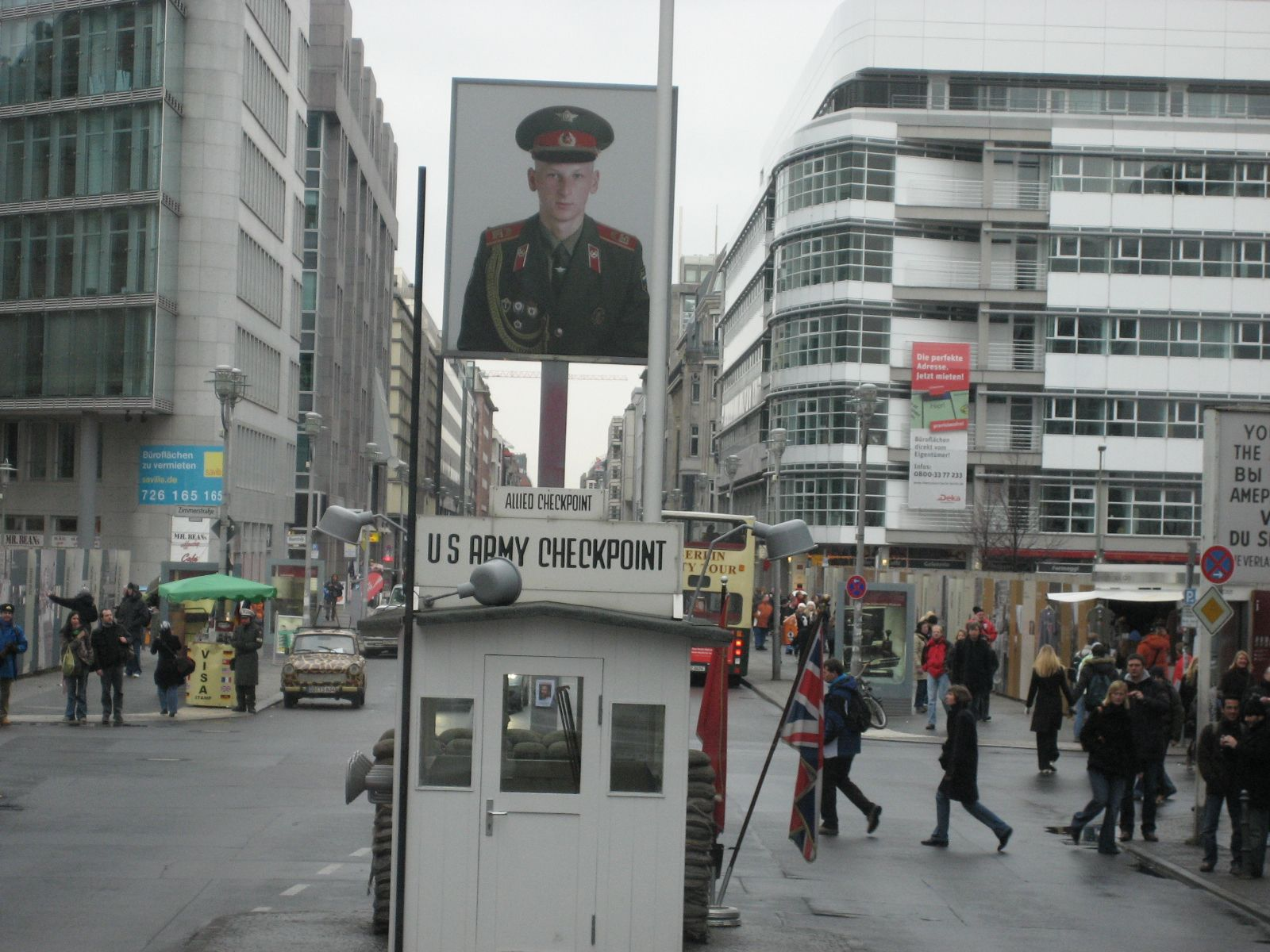 Mauer Museum Haus Am Checkpoint Charlie Checkpoint Charlie Haus Museum