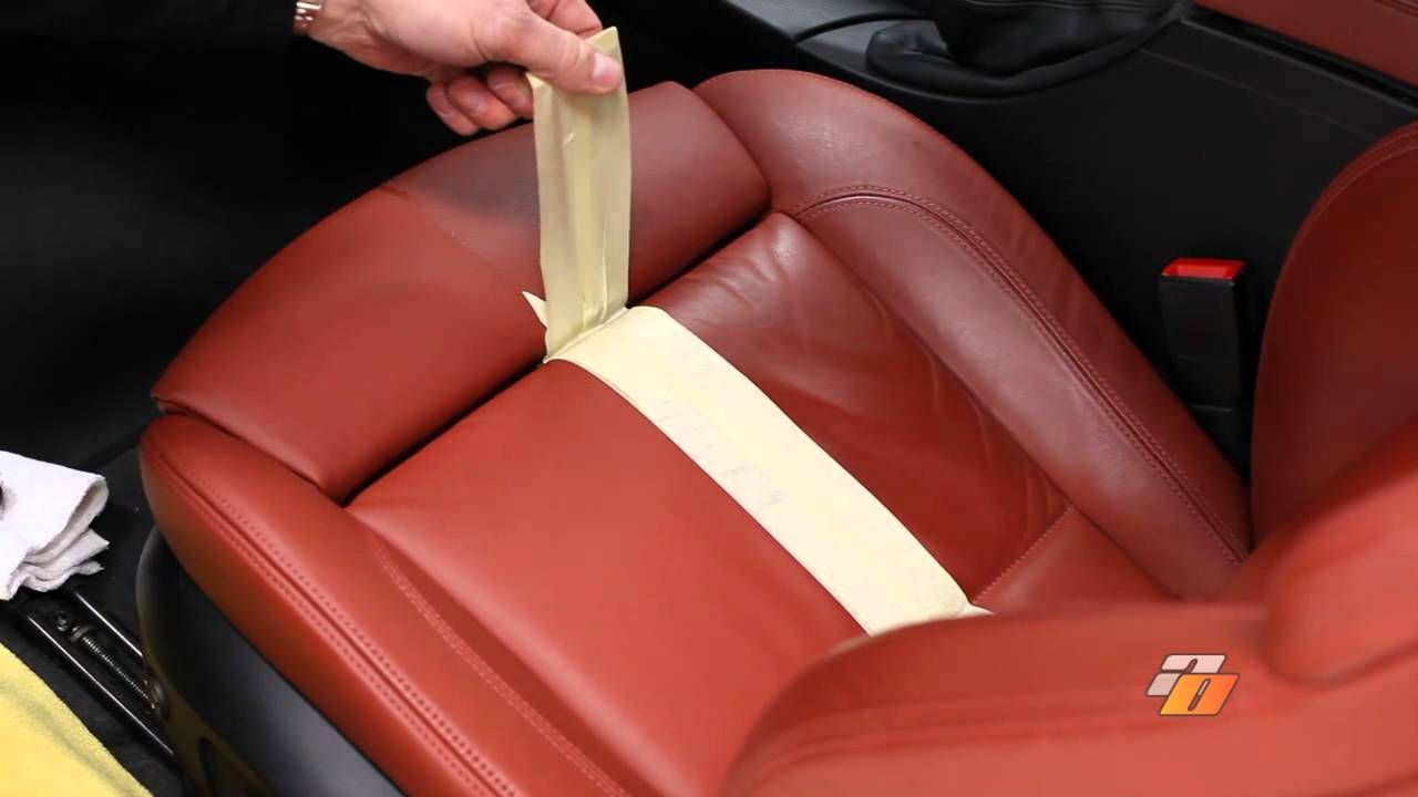How to clean your leather seats with Swissvax Leather