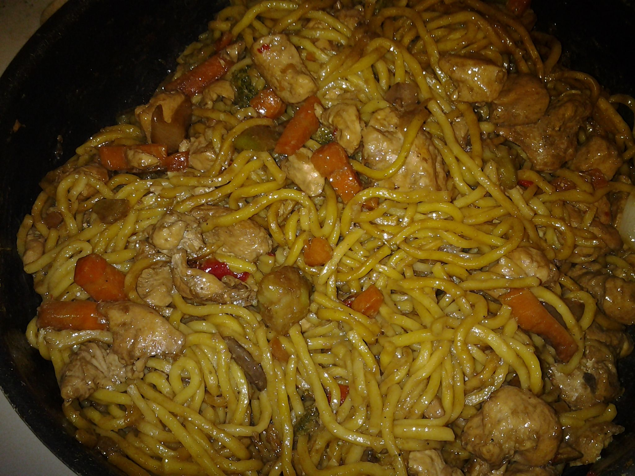 Stir Fry Chicken Chow Mein Makes a Delicious, Nitritous Meal » Priceless Product Reviews, Giveaways and Freebies