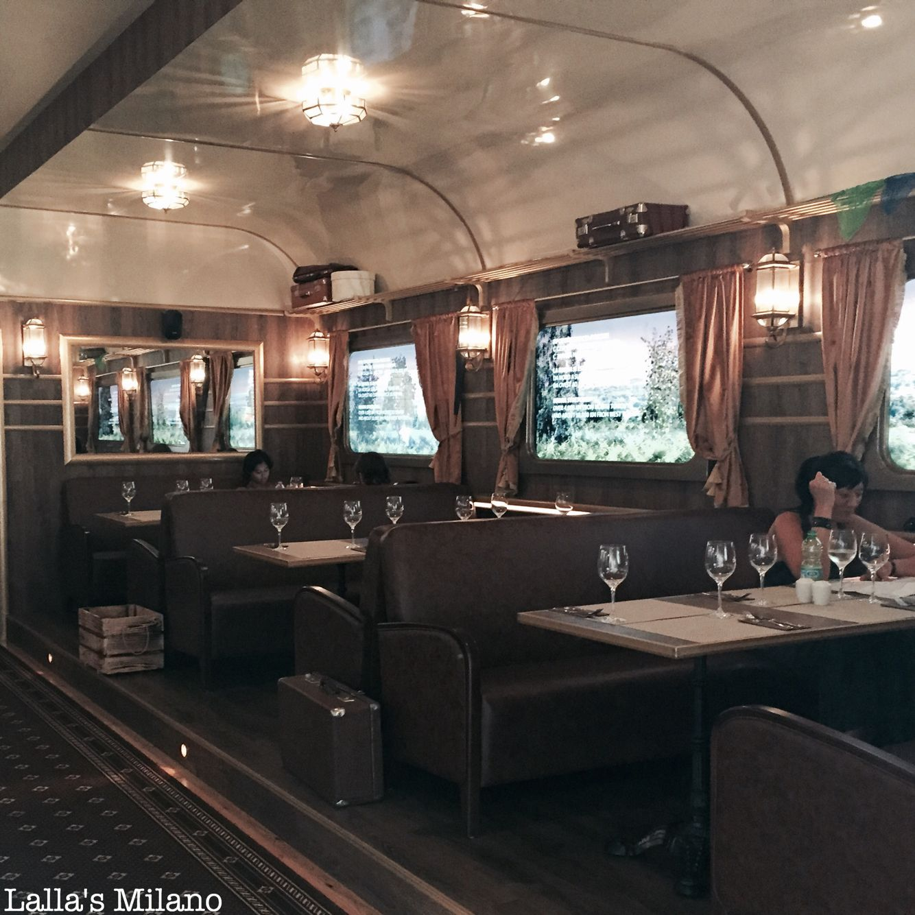 Restaurant of Russian Pavillion expo2015 expomilano 2015