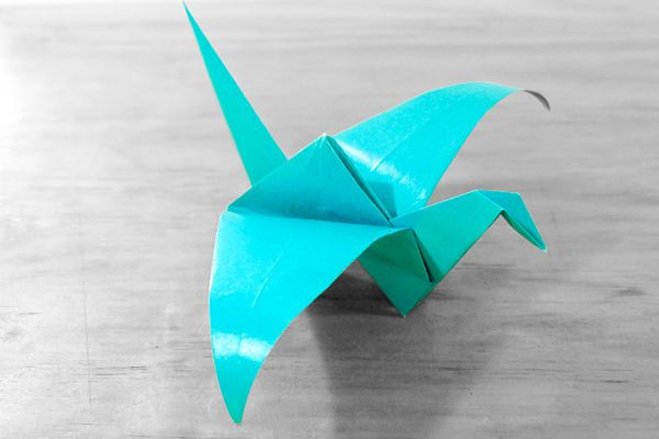 3 Ways to Make Origami - wikiHow | 400x600