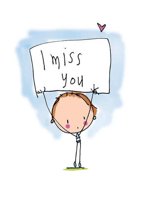 44++ Miss you clipart images information
