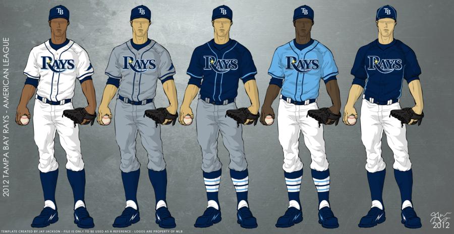 Tampa Bay Rays 2012 Uniforms By Jayjaxon On Deviantart New York Mets Mets Minnesota Twins
