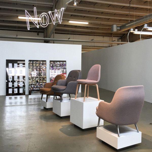 Danish Home Design Ideas: Showroom Design, Furniture