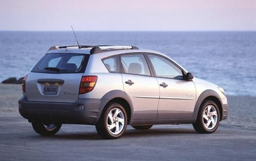 Used 2004 Pontiac Vibe For Sale Near You Edmunds Pontiac Vibe