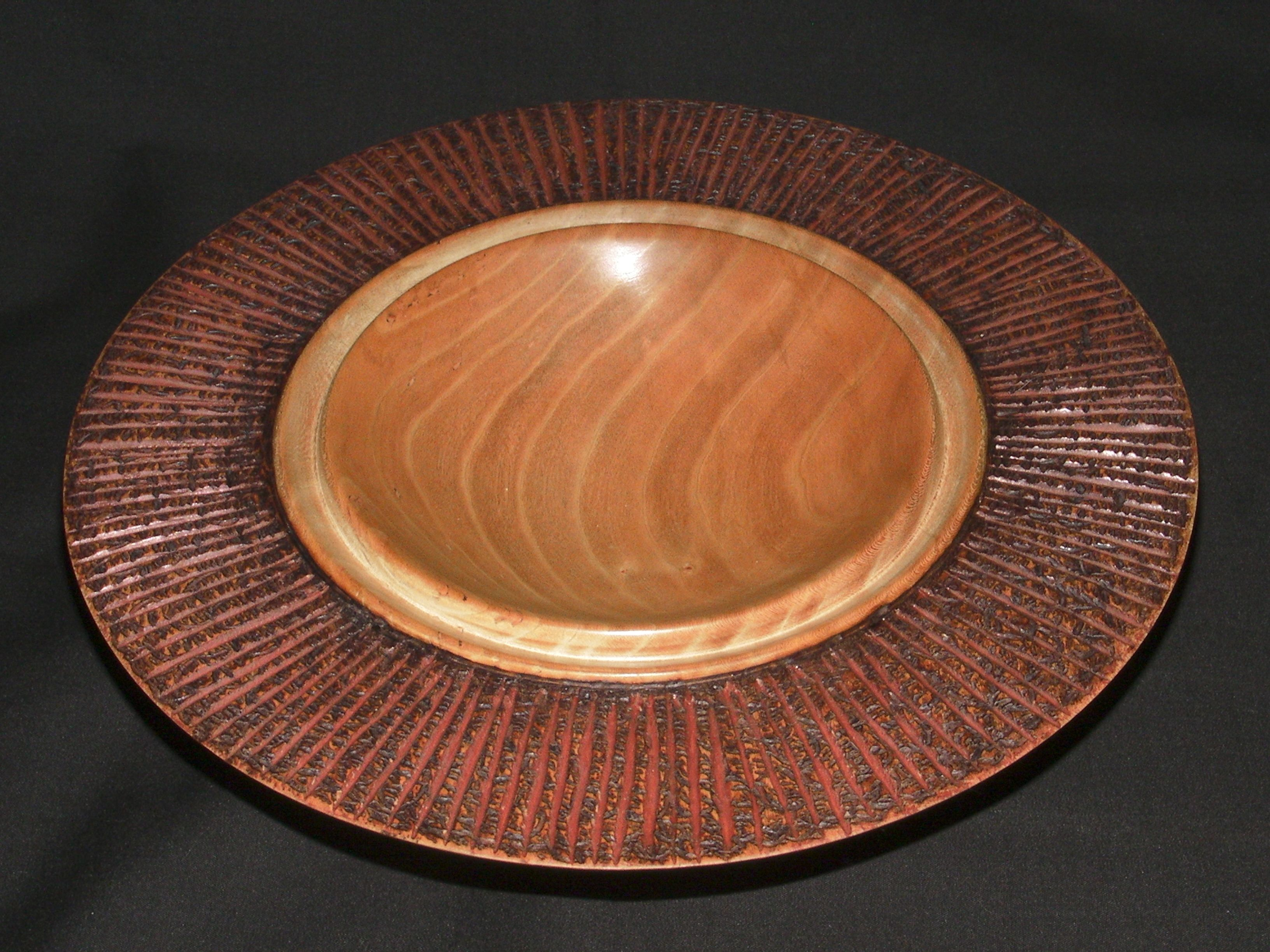 Cherry bowl & Cherry bowl | Turned Wood Art | Pinterest | Bowls Woodturning and ...
