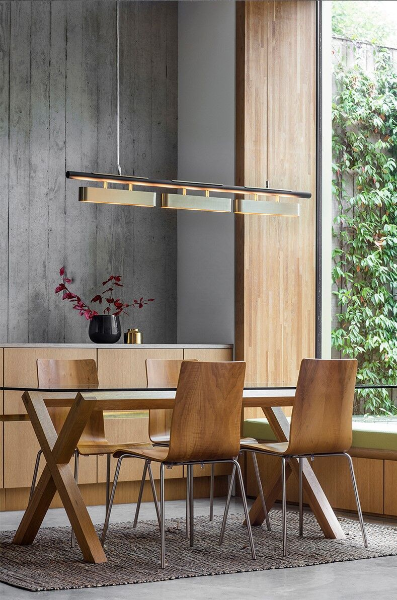 Pin By Vincent Order On 吊灯 Modern Lighting Brands Dining Room Cozy Rectangular Dining Table