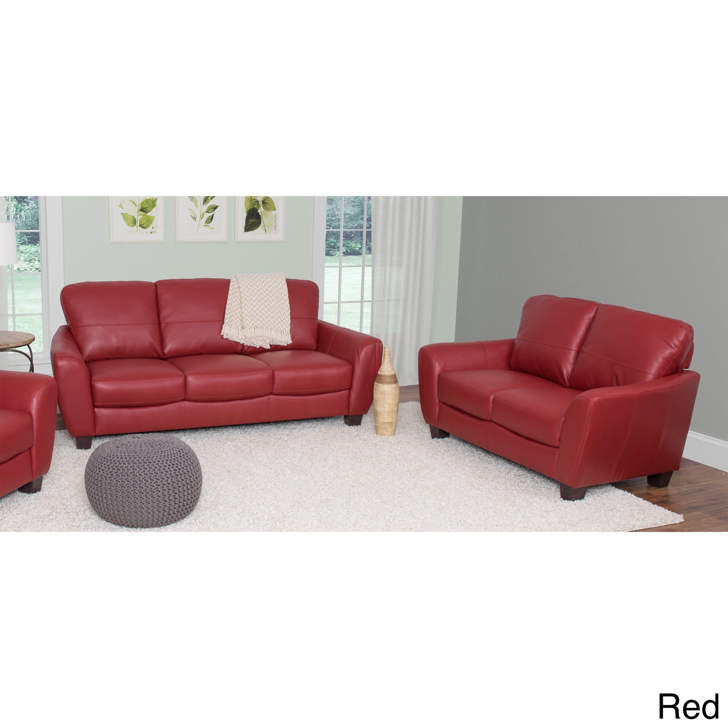 corliving jazz 2 piece bonded leather sofa set black leather rh za pinterest com