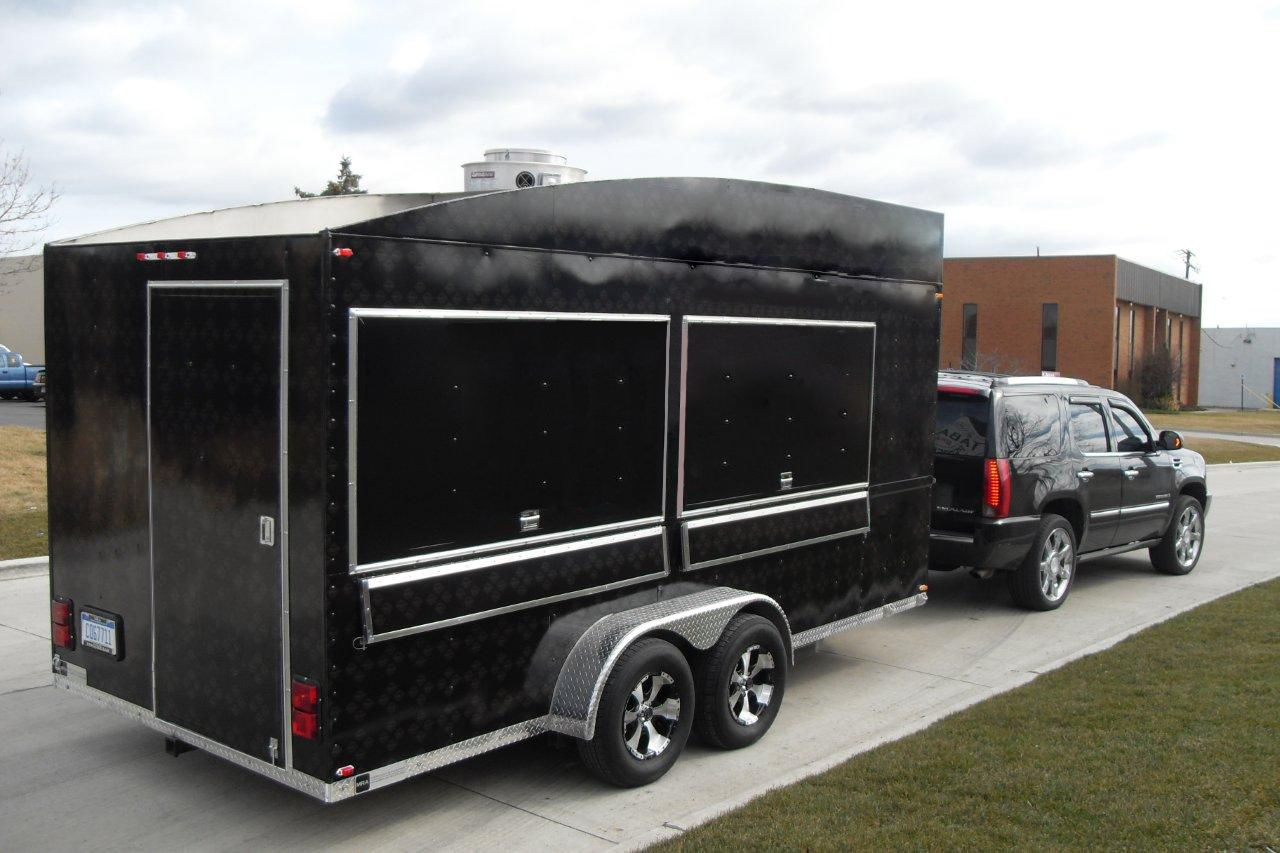 Mobile Commercial Kitchen Trailer For Sale – inspiration dream house