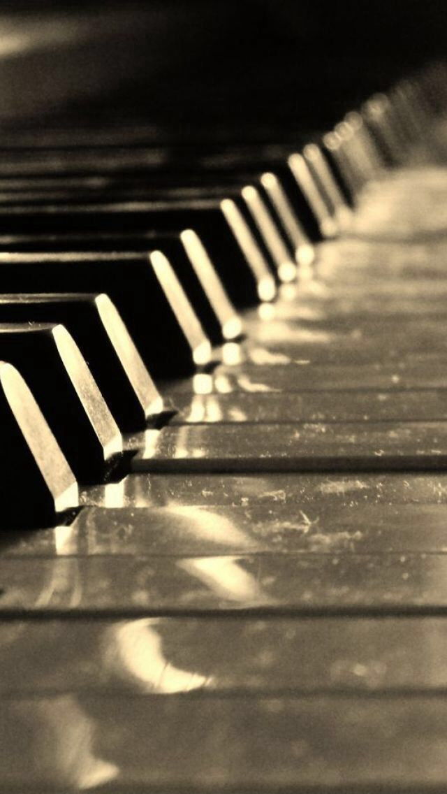 Piano Wallpaper