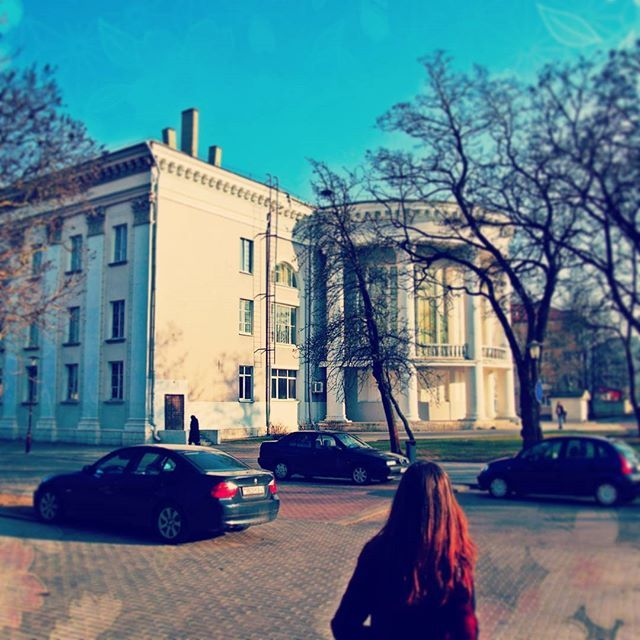 Весенний солнечный город) #grodno #spring #vsco #vscocam #vscobelarus #grodnonow #grodno24 #grodnolive #sun #girl #sunday #love #me #photograph #tumblr #wowgrodno