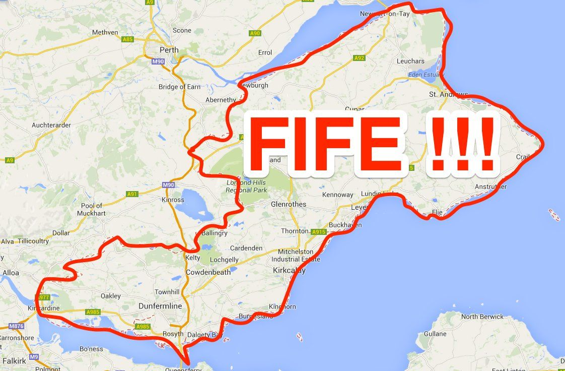 Image result for Fife, Scotland