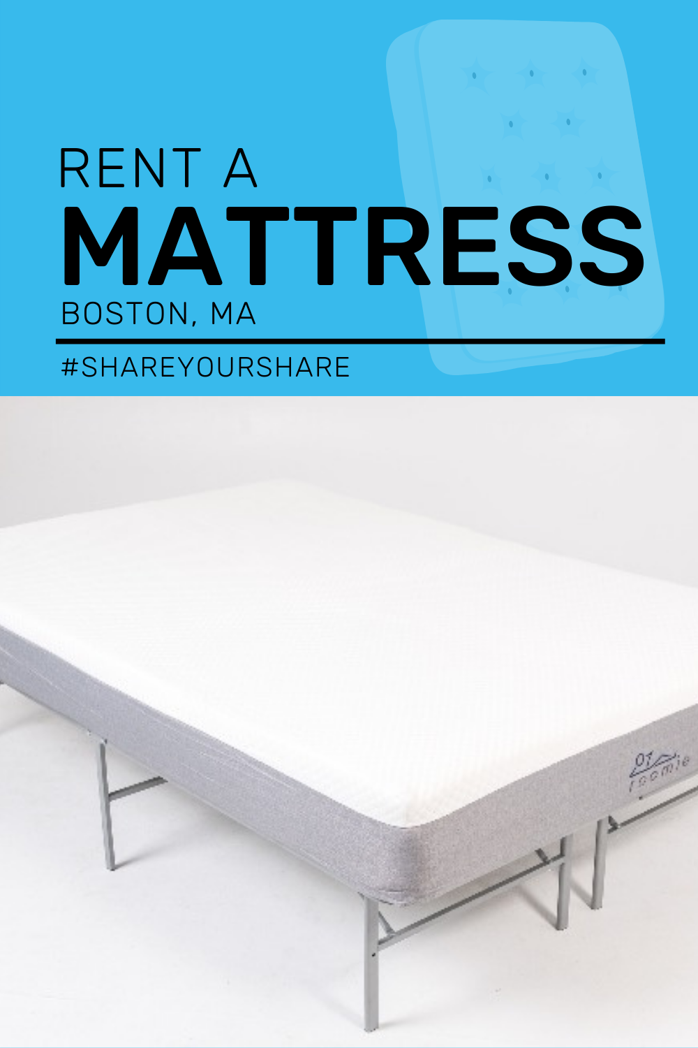 Rent A Mattress And Frame In Boston Ma Memory Foam Mattress Quality Mattress Mattress