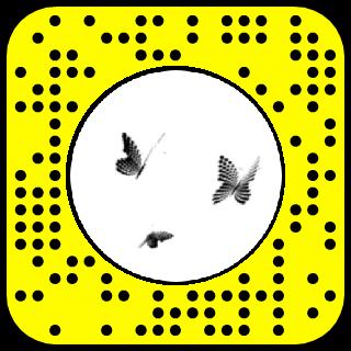 Sky Butterflies Snapchat Lens Filter Butterflies Filter Lenses Skybutterflies Snapchat Snapchat Filters Filters Snap Filters