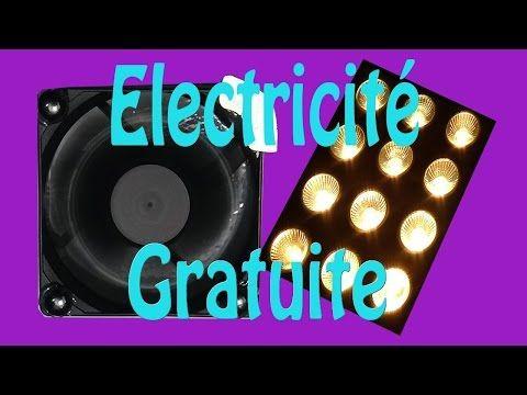 Electricité gratuite et infinie, a la portee de tous - YouTube