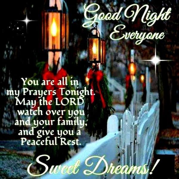 Good Night Everyone Quotes Quote Night Goodnight Good Night Goodnight Quotes Good Nite Goodnight Quo Good Night Prayer Good Night Messages Good Night Blessings