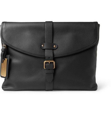 Etro Leather Pouch Bag | MR PORTER