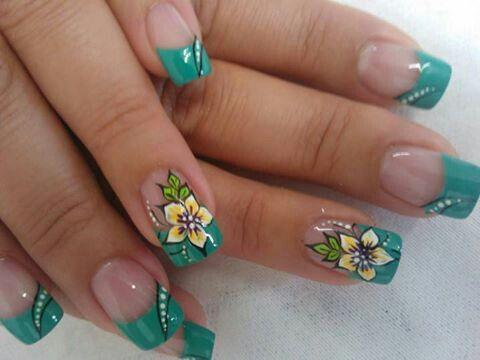 Uñas Lady Uñas Pinterest Diseños de uñas, Manicuras y Arte de uñas - modelos de uas