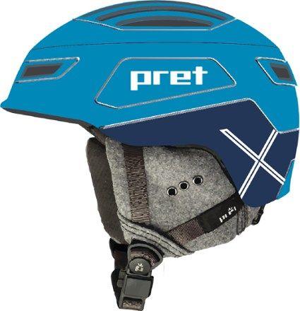 135dbbeba7b Pret Men s Cirque X MIPS Snow Helmet