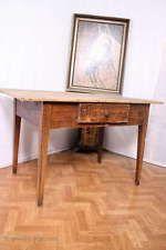 Shabby chic! Antiker Küchentisch / Schreibtisch / Tisch ...