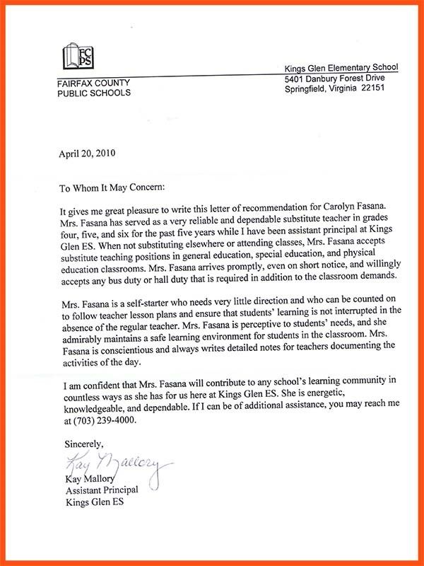 Resume Sample Samples Of Recommendation Letters Academic Letter Of – Recommendation Letter for Graduate School