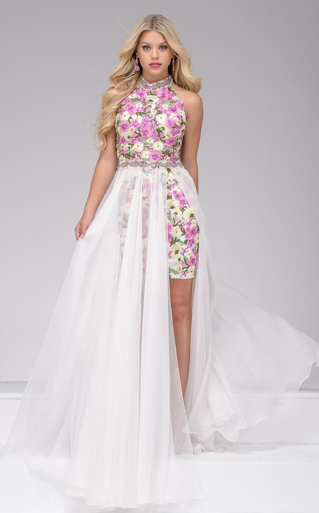 Jovani thumbnail gowns pinterest gowns floral and shorts