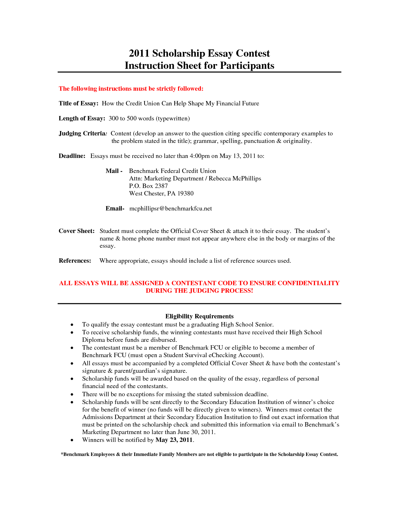 scholarship financial need essay examples fastweb scholarships - Example Essays For Scholarships
