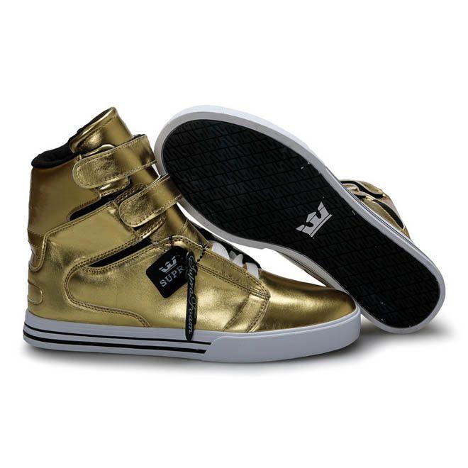035eb12d Zapatos para mujer Supra TK Society Oro Blanco 56906 - Supra Shop Online  Outlet,tennis