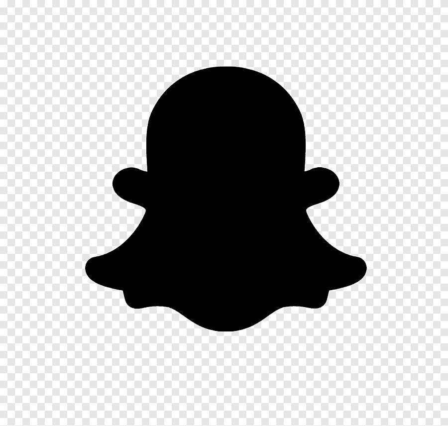 Google Image Result Snapchat Logo Computer Icon Black Wallpaper