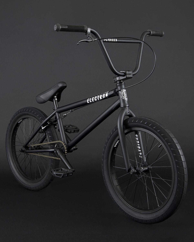 2020 Fly Electron Flat Black In 2020 Bmx Bikes Best Bmx Bmx Bikes For Sale