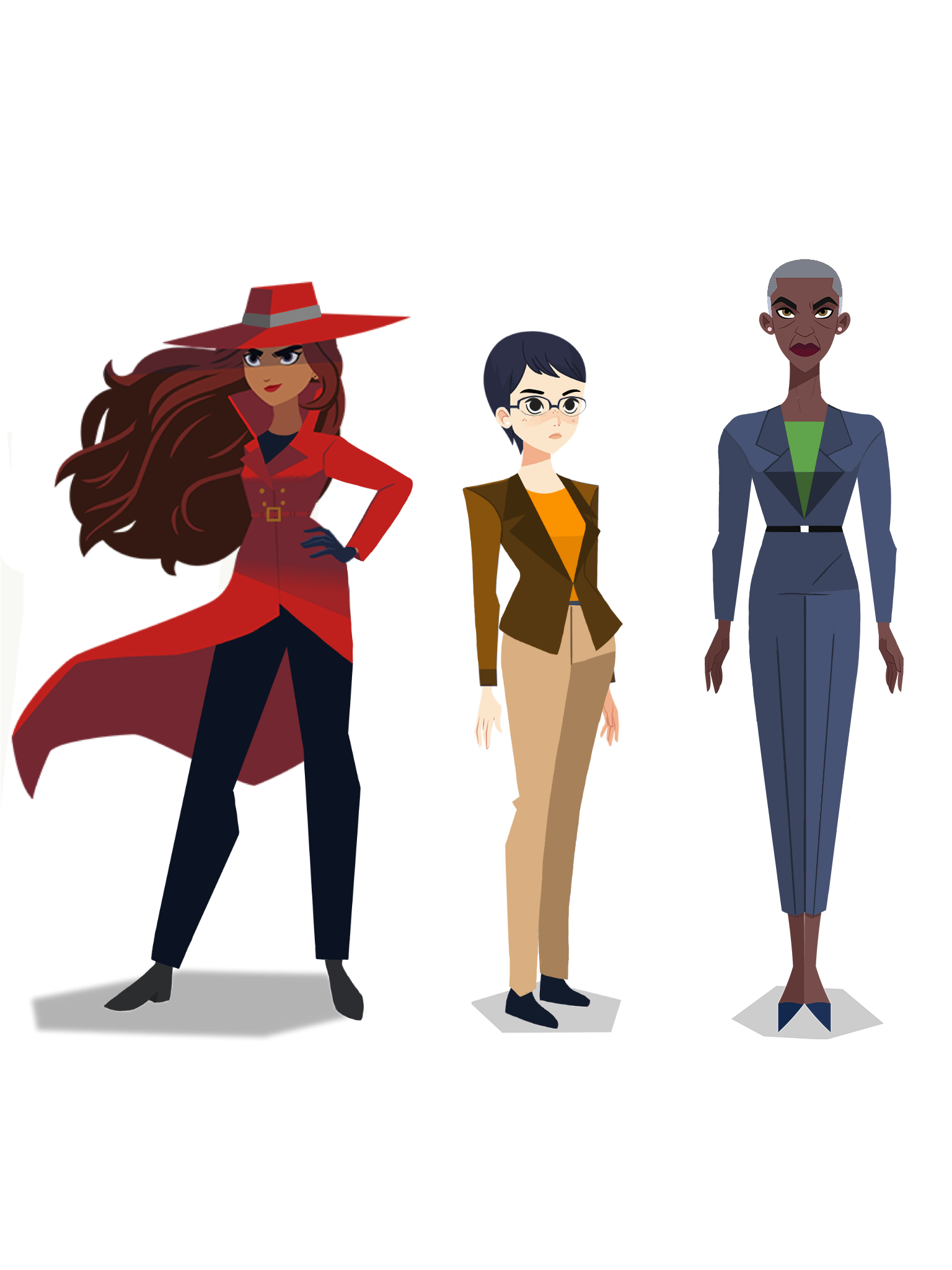 Pin By Claudine Johnson On Where In The World Is Carmen Sandiego Carmen Sandiego My Little Pony Characters Carmen Sandiago