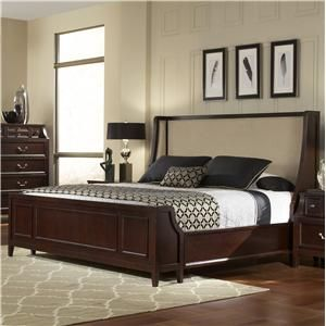 Najarian Newport Queen Bed Najarian Furniture Bedroom Sets
