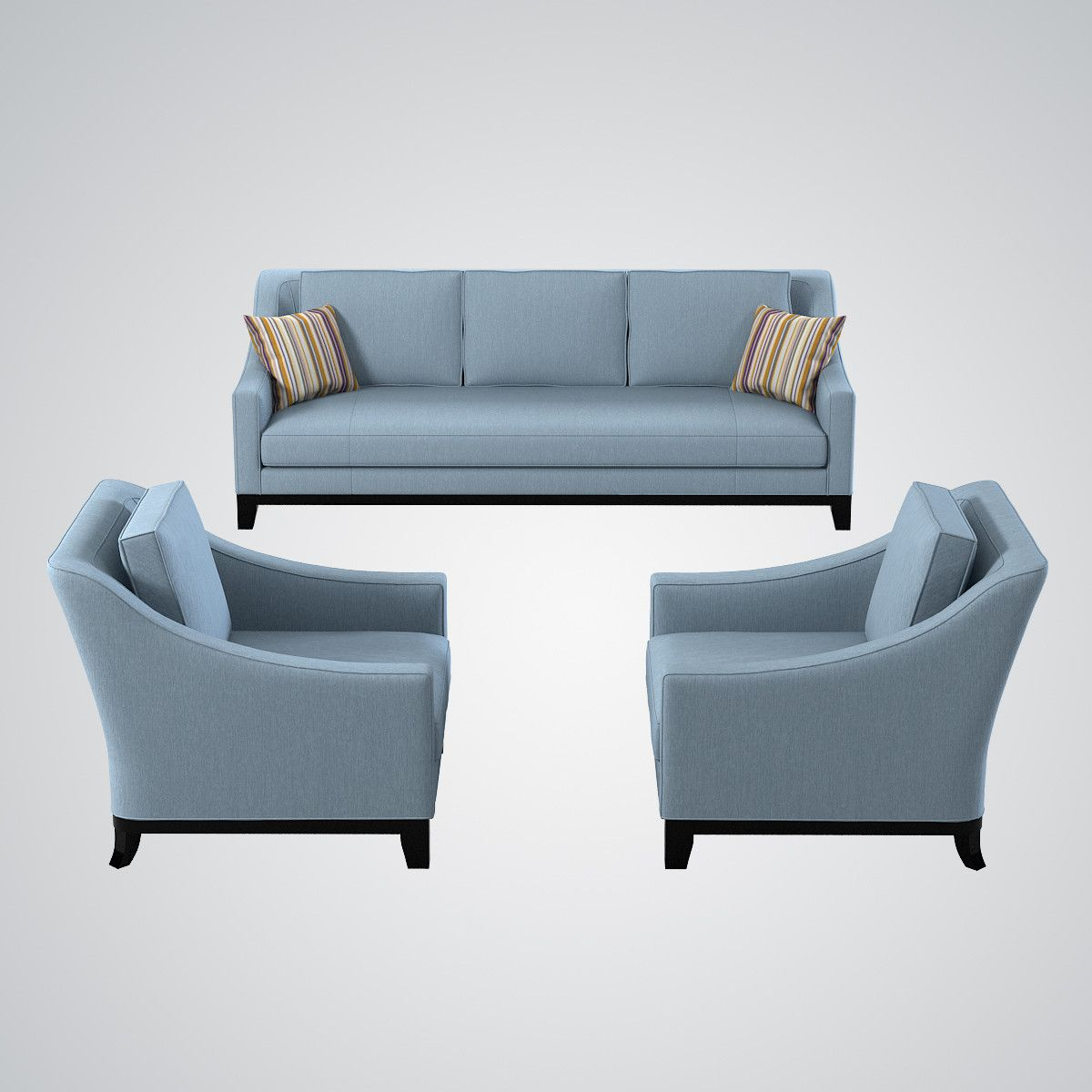 cool Sofa And Chair Set , Luxury Sofa And Chair Set 6 For Your