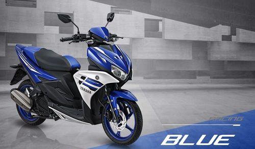 Harga Yamaha Aerox 125 LC Dengan Spesifikasi Dan Review Terbaru Indonesia Disertai