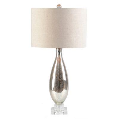 Silver Mercury Glass Table Lamp Mercury Glass Table Lamp Lamp Table Lamp