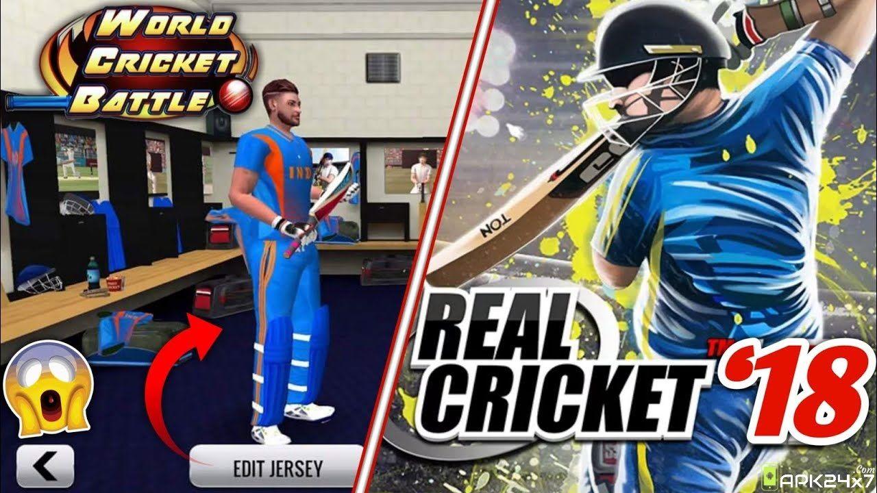 Real Cricket™ 18 v1 1 Mod APK + Data | Andriod Games/Apps