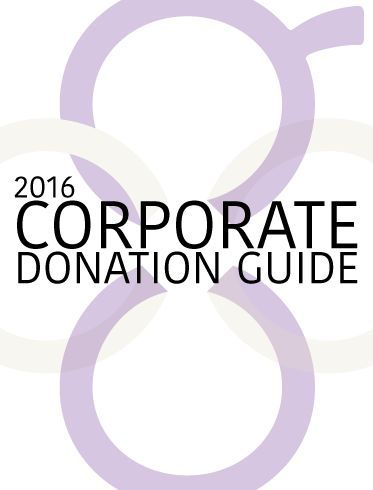 Corporate Donation List   Fundraising And Development