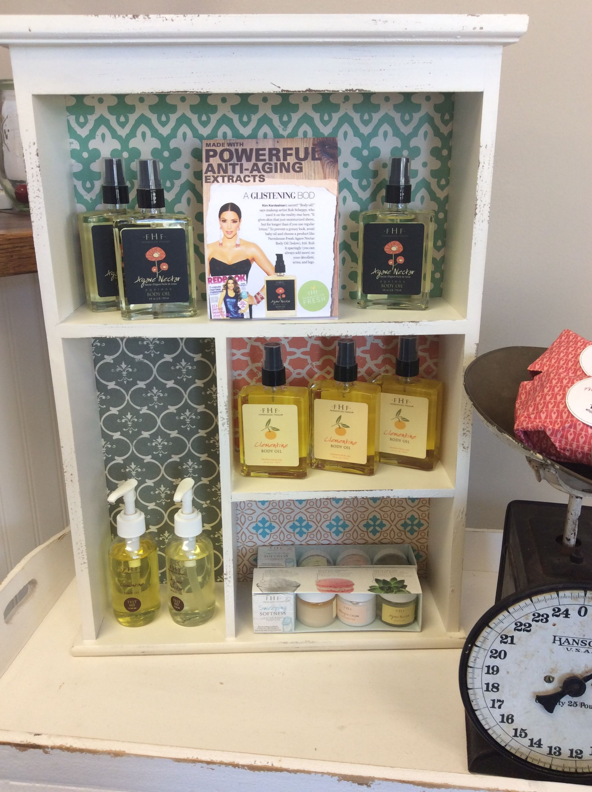 Idea by Nest Spa and Skincare Boutique on Farmhouse Fresh