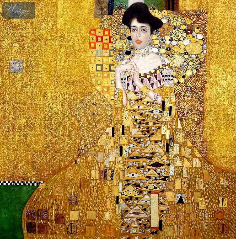 Resultado de imagen para la dama de oro