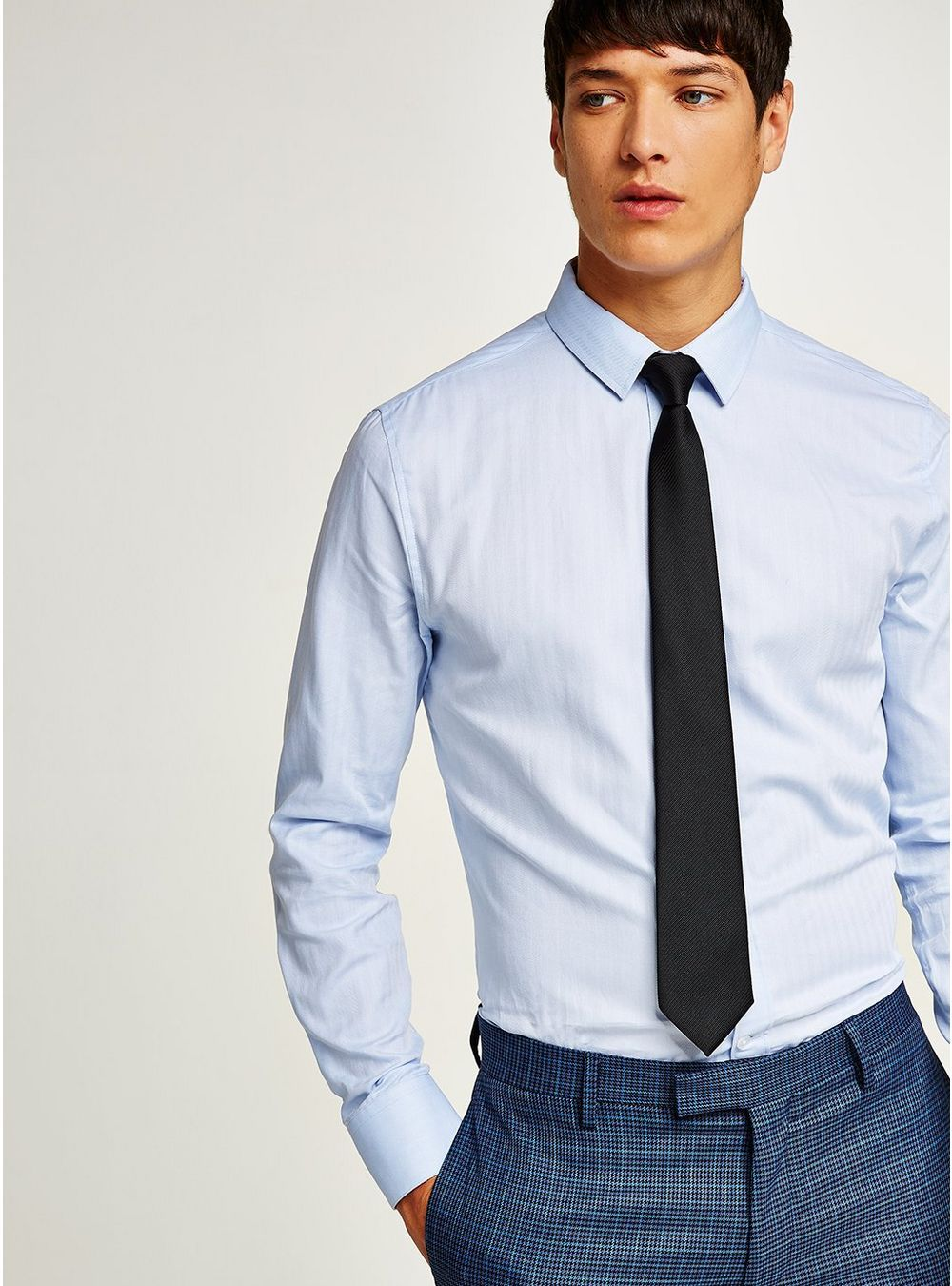 Select Mens Premium Formal Long Sleeve Shirt