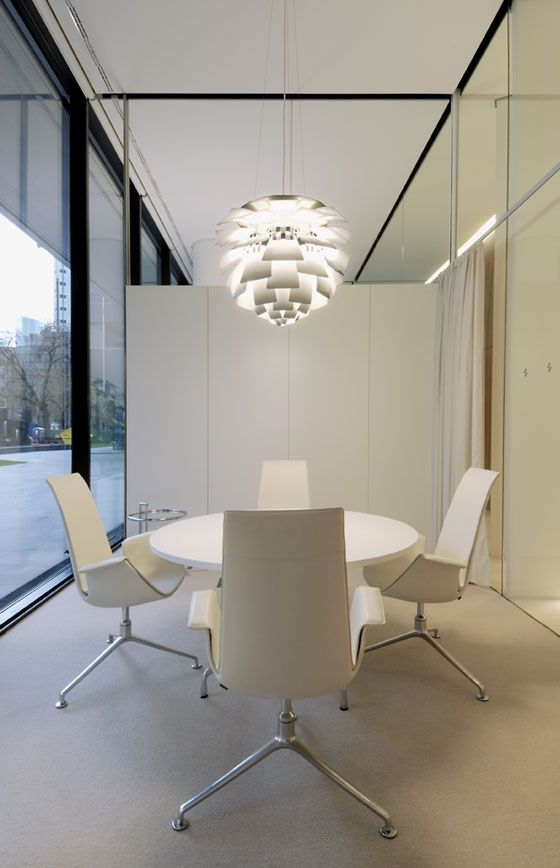 Private Banking Zentrale In Frankfurt By Wittfoht Architekten Office Facilities Office Interior Design Office Interiors Conference Room Design